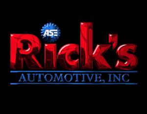 ricks new logo 3d